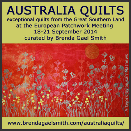 Australia Quilts: Exceptional Quilts from the Great Southern Land