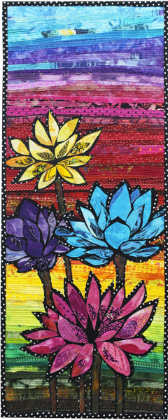 Lotus by Suzanne Gummow