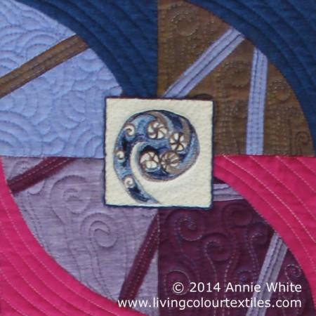 Annie White Detail