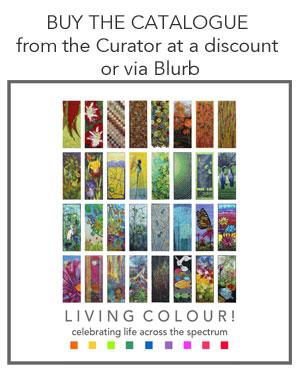 LIving Colour Catalogue Button